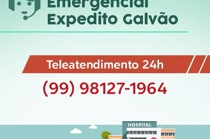 HOSPITAL EMERGENCIAL EXPEDITO GALVÃO