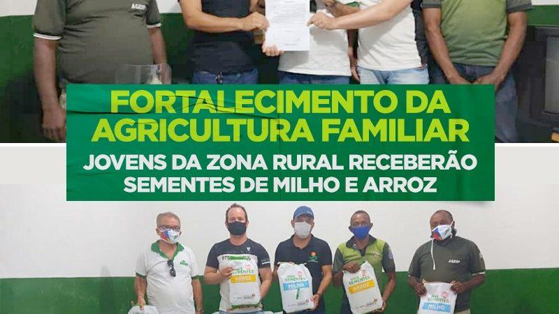 FORTALECIMENTO DA AGRICULTURA FAMILIAR